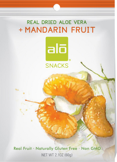 ALO Fruit Snacks - Mandarin