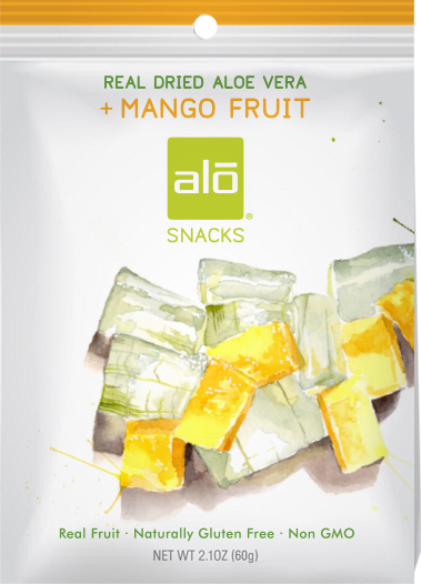 ALO Fruit Snacks - Mango