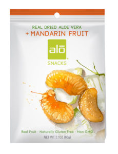 ALO Snacks Aloe + Mandarin