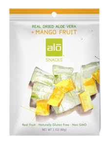 ALO Snacks Aloe + Mango